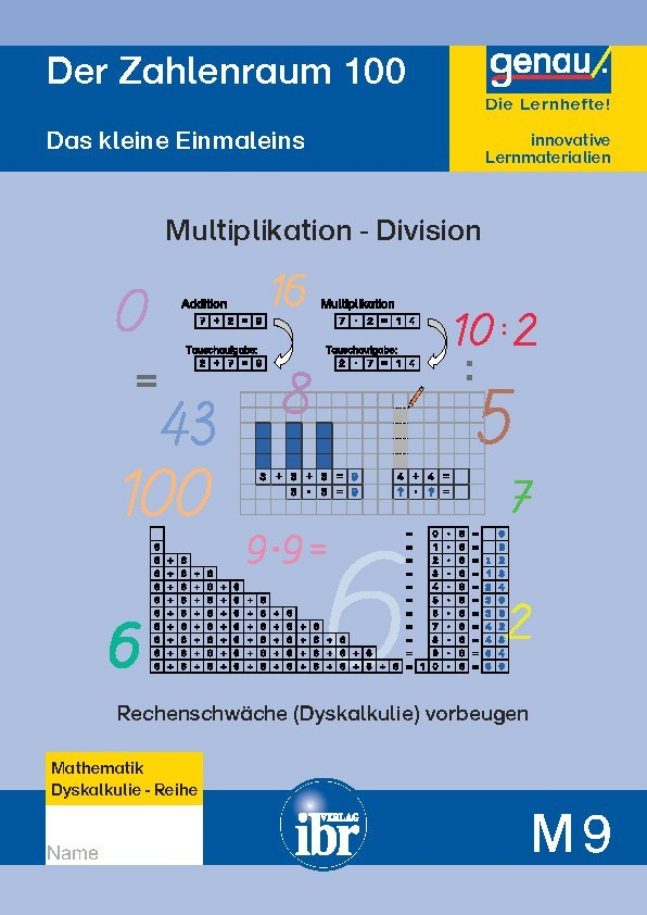 M9 Multiplikation - Division